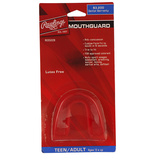 RAWLINGS RG5522B Mouth Guard